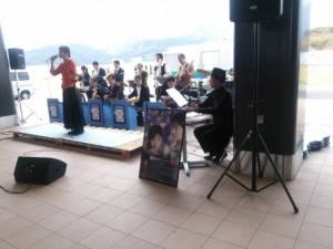 山梨台湾国際交流総会は歌やダンスを通じて日台交流を図った
