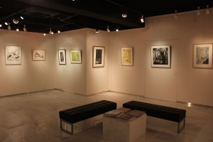 ルアン銀座ギャラリーにて日本台湾国際版画交流展が開催(会期:11月12日より17日)