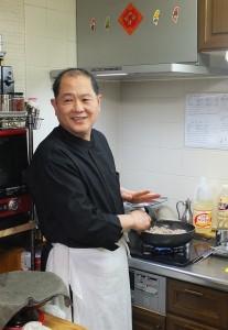 優しい笑顔が印象的な陳高生先生