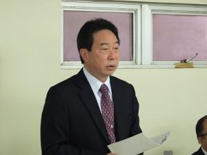 東京台灣商工會會長陳慶仰贊同應承襲過去歷史,對內或對外將稱第20屆東京台灣商工會