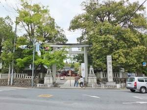 秩父神社有2000年以上的歷史,是秩父市內主要的觀光景點