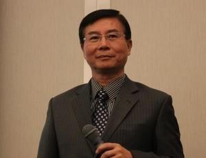 台湾ボート工業協会(Global Yacht Builders=宏海遊艇)の張嘉豪理事長