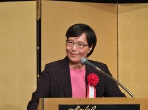 前總統府秘書長葉菊蘭特別代表民進黨主席蔡英文到場致意