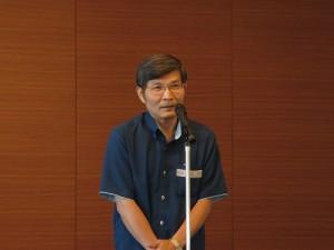 駐那霸辦事處處長蘇啟誠致詞盼能吸引更多沖繩民眾到台灣觀光