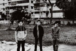 台湾のシューゲイザーバンド「Slack Tide」