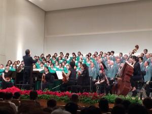 2015年1月曾赴台演出的「沖繩Amici」混聲合唱團適逢結團20周年,邀請台灣的合唱團抵沖演出