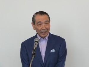 「日本のお父さん」とも言われた元トーラスレコード社長、現鄧麗君文教基金会理事の舟木稔さん