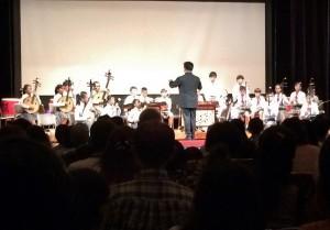 新北市深坑國小出席「台灣沖繩音樂交流慶典」