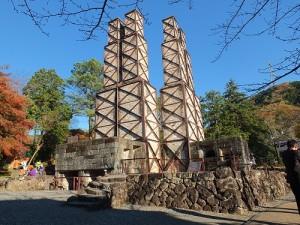 韮山反射爐可望登錄為世界文化遺產