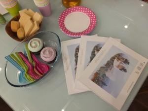 23歳の記念に出版した写真集の「重曝」はマレーシアや香港、中国大陸でも発売されている