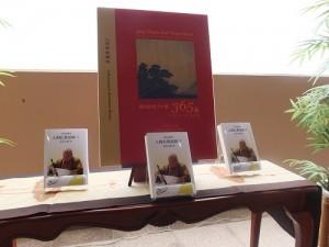 星雲法師的著作《人間佛教語錄》費時5年,出版日文版,希望可以藉由書籍推廣人間佛法