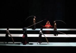 無垢舞蹈劇場首度在日本演出,獲得熱烈迴響