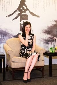 台灣熱情的粉絲,讓初次訪台的天海祐希忍不住感動落淚