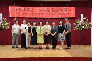 大阪中華總會婦女會成員