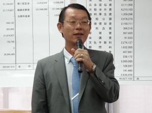 新理事王明裕
