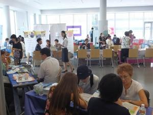 日本台湾教育センターは4回目となる「台湾留学フェア」を開催