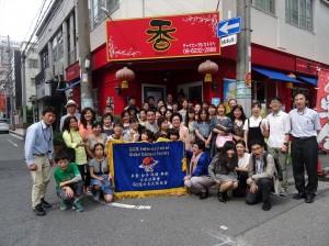 日本欣華會端午聚餐全體合照