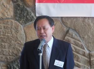 駐日副代表徐瑞湖出席國建會日本聯誼會活動