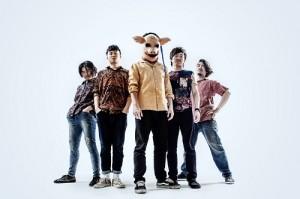 血肉果汁機首度應邀參加Summer Sonic夏日音速音樂祭