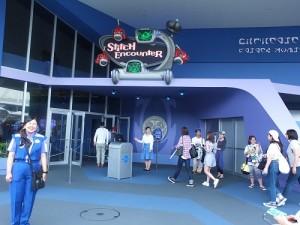 東京迪士尼今起推出「幸會史迪奇」遊樂設施
