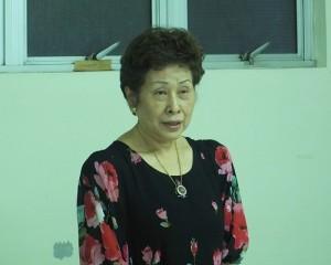 會長吳淑娥再度連任,她盼理事們能邀請華僑2代加入婦女會
