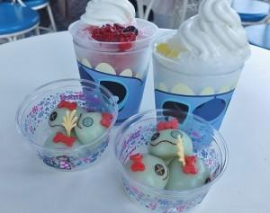 搭配新遊樂設施,東京迪士尼樂園也推出新的主題餐點
