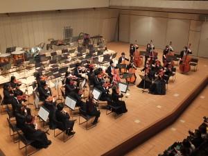 東京音楽大学オーケストラはオーソドックスなクラシックを演奏