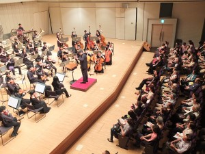 日本華商観光協会は「台美日青少年音楽演奏会」を開催した