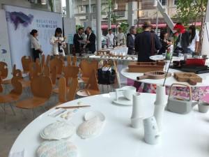 「2015 Creative Taichung-日本東京国際交流エキジビション」が開催