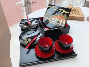 樺泰実業有限公司の「台中意象のスイーツ&茶器セット」