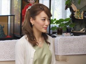 台湾を「素敵なところ」と話す花乃まりあさん