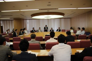 日華親善議員聯盟於7月10日舉辦年度總會