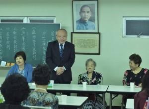 駐日代表處顧問郭仲熙(左2)將於8月接任副代表一職