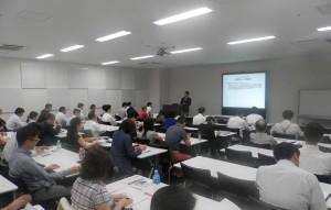 台湾人学生も修了