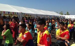 台湾からの参加者