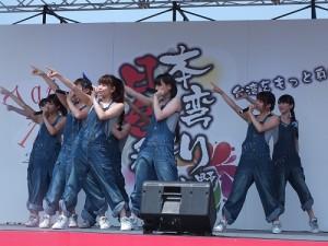 秋葉原調查隊「ALLOVER」精彩演出,讓人見識到日本偶像的魅力