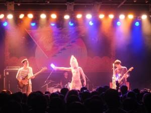 ソーリーユースは台湾語の歌詞で台湾風の音楽を発信