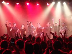 出演者らは約1200人の来場者に対し台湾音楽の魅力を発信した