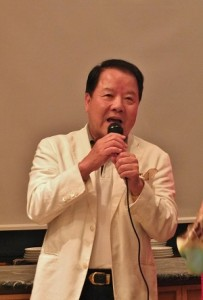 日本中華聯合總會名譽會長詹德薰期盼桃園市能一一實現願景