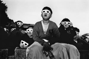 作品攝於嘉義阿里山,1990年(照片提供:台灣文化中心)