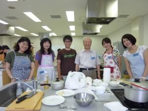 「台湾料理教室」