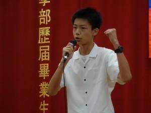 中學組第一名 羅仕青