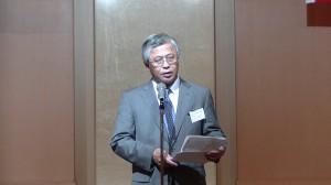 台北駐日経済文化代表処 副代表  陳調和