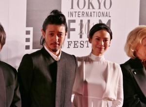 小田切讓和中谷美紀主演的《FOUJITA》入圍競賽單元