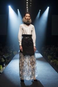 日本品牌「KEI KUMATANI」同時入選,將代表日本到紐約辦秀(照片提供:AFC)