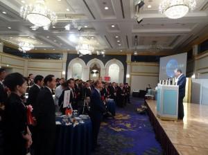 台日各界千餘人齊聚為中華民國慶生