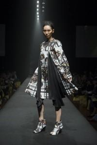 日本品牌「Shinpei SOMA」獲勝拿下前往紐約辦秀的幸運門票(照片提供:AFC)