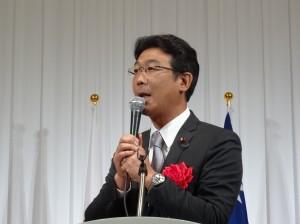 日本眾議員 岡下昌平
