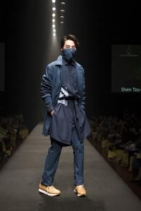 台灣品牌(A)crypsis獲邀到東京走秀,明年將登上紐約時裝周(照片提供:AFC)