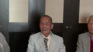 一百零一歲  林錦漫先生
